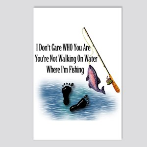 Fishing Here! Postcards (Package of 8)