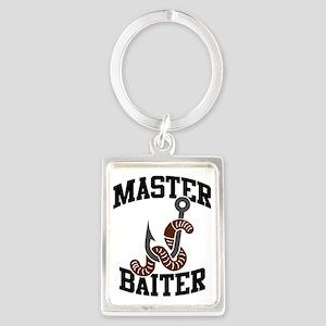 Master Baiter Portrait Keychain