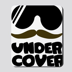 Under Cover Mousepad