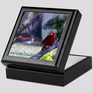 cardinal cover Keepsake Box