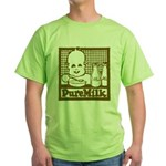 Vintage Pure Milk Green T-Shirt