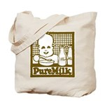 Vintage Pure Milk Tote Bag