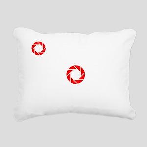 Oh Snap! Rectangular Canvas Pillow