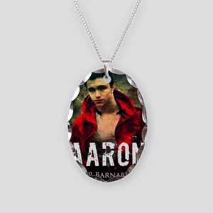 Aaron_Full Necklace Oval Charm