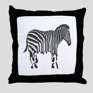 STRIPE SHOW Throw Pillow