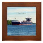 Algoma Niagara Framed Tile