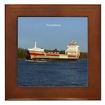 Victoriaborg Framed Tile