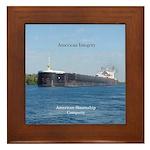 American Integrity Framed Tile