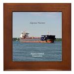 Algoma Mariner Framed Tile