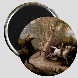 Sleepy Hollow Headless Horseman Magnet