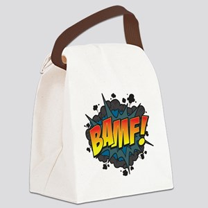 BAMF Canvas Lunch Bag