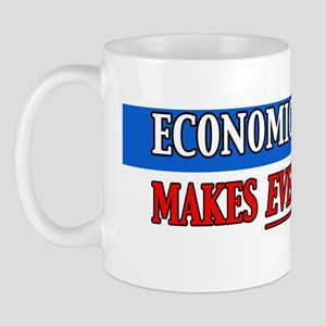 Economic Fairness Makes Everyone Poor Mug