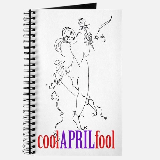 April fool Jester Journal