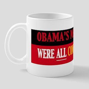 Obamas Mentors Were All Communists Mug