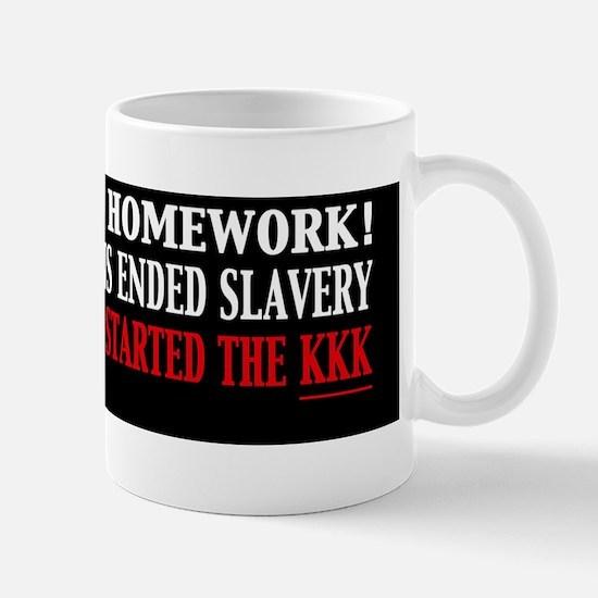 Republicans Ended Slavery Democrats Sta Mug