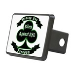 BABSL Logo Hitch Cover