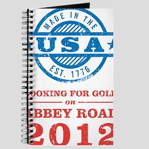 Team USA 2012 Abbey Road Journal