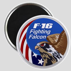 F-16 Falcon Magnet