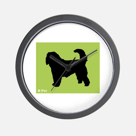 Otterhound iPet Wall Clock