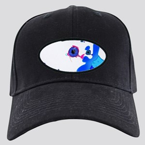 Fishie reef pink Black Cap