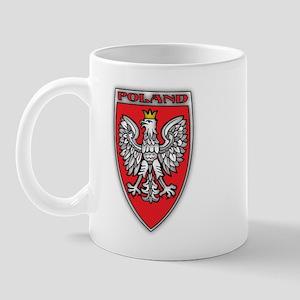 Poland Tarcza Mug
