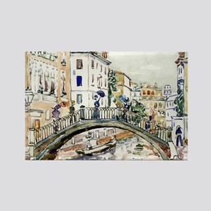 Maurice Prendergast Rectangle Magnet