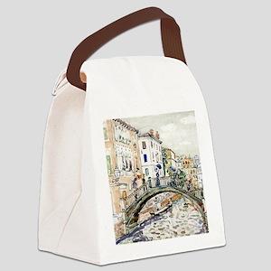 Maurice Prendergast Canvas Lunch Bag