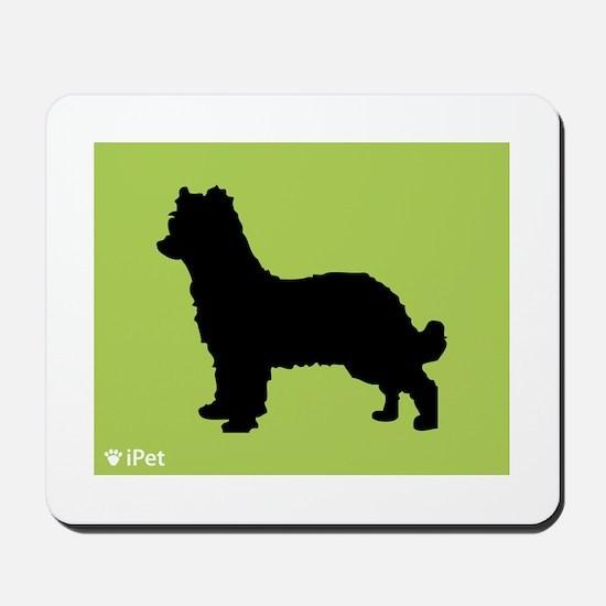 Shepherd iPet Mousepad