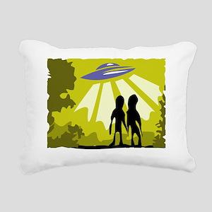 00014_Alien Rectangular Canvas Pillow