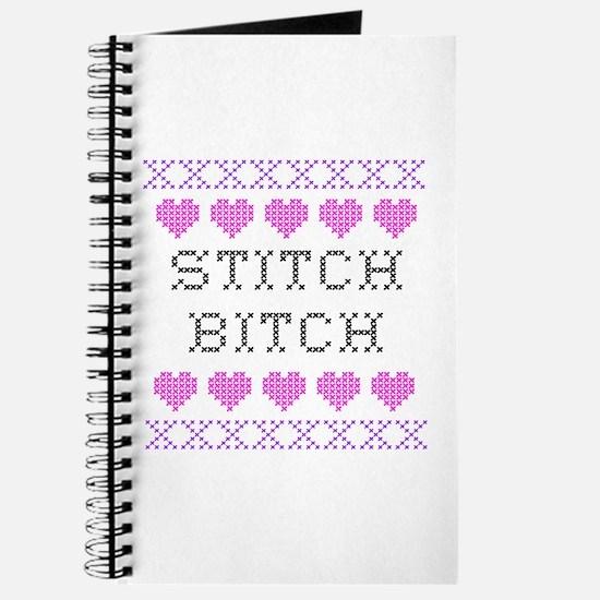 Stitch Bitch - Cross Stitch Journal
