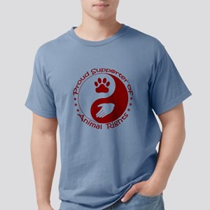 Supporter of Animal Rights T-Shirt