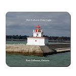 Port Colborne Outer Light Mousepad