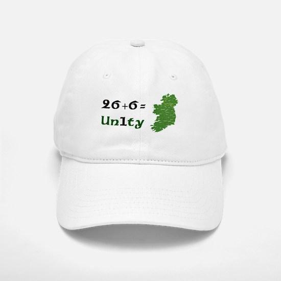 Irish Unity Baseball Baseball Cap