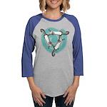 Triskele Ferret Womens Long Sleeve T-Shirt