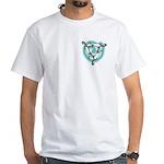 Triskele Ferrets White T-Shirt