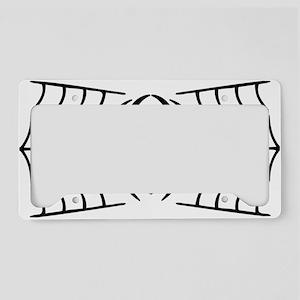 00118_Halloween License Plate Holder