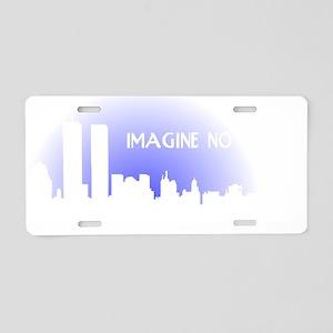 noreligion1 Aluminum License Plate