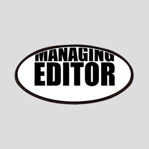 Trust Me, I'm A Managing Editor Patch