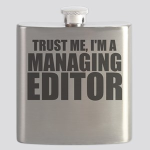 Trust Me, I'm A Managing Editor Flask