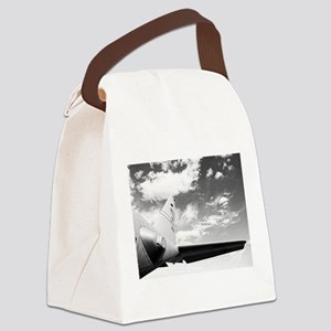 C130 Flying High Canvas Lunch Bag
