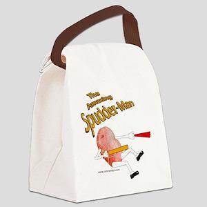 Spudder-Man Canvas Lunch Bag