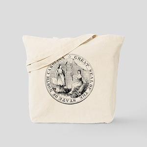 North Carolina State Seal Tote Bag