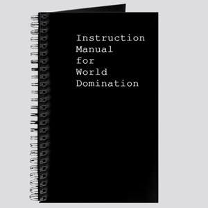 World Domination Journal
