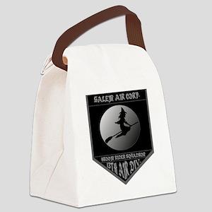 SALEM AIR CORP. Canvas Lunch Bag