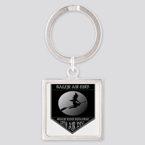 SALEM AIR CORP. Square Keychain