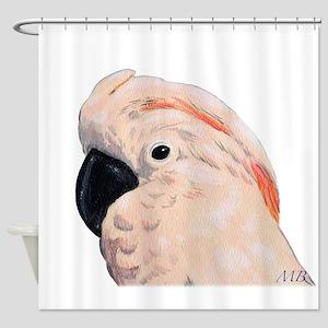 Cockatoos Shower Curtain