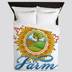 farmetta_farm_logo_design_patricia_she Queen Duvet