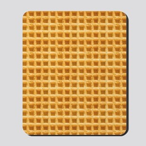 Yummy Giant Waffle Mousepad
