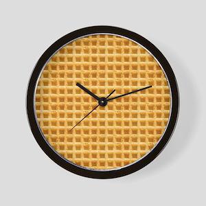 Yummy Giant Waffle Wall Clock