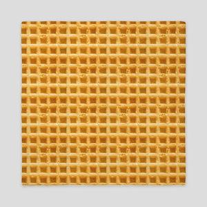 Yummy Giant Waffle Queen Duvet